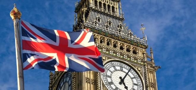 Corona-Pandemie: Corona-Krise löst schwere Rezession in Großbritannien aus | Nachricht | finanzen.net