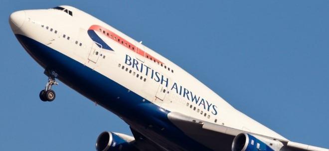 Corona-Krise belastet: IAG-Aktie fällt deutlich: British-Airways-Mutter IAG streicht nach Milliardenverlust Flugplan zusammen | Nachricht | finanzen.net