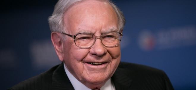 Anonymer Bieter: Jährliche Lunch-Auktion mit Investor Warren Buffett bringt 2,68 Millionen Dollar | Nachricht | finanzen.net