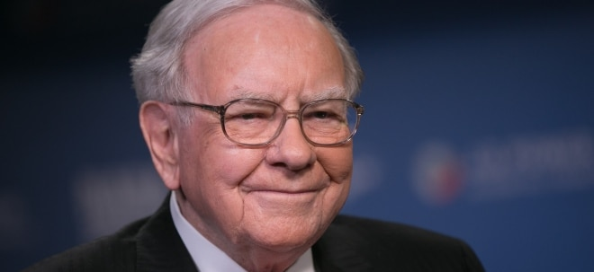 Buffetts Top 15: 1. Quartal 2019: Diese Aktien hat Warren Buffett im Depot - Buffett kauft erstmals Amazon-Aktien | Nachricht | finanzen.net