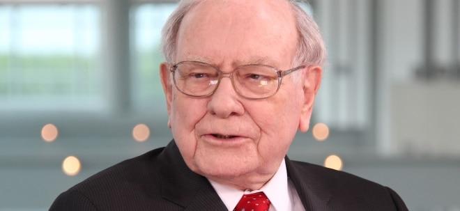 Günstige Aktien Mangelware: Präferieren Sie Aktien oder Anleihen, Warren Buffett? | Nachricht | finanzen.net
