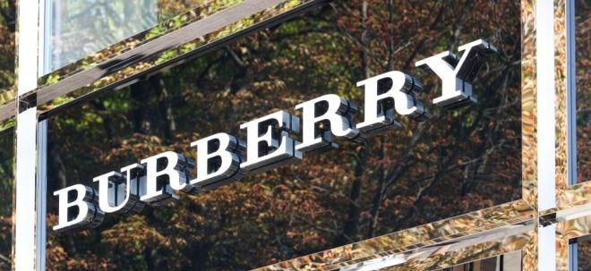 Planmäßig Verlauf: Burberry macht nach Gewinnrückgang Hoffnung auf bessere Zeiten | Nachricht | finanzen.net