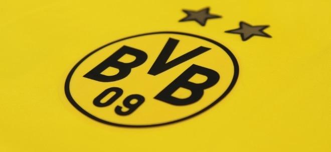 Topspiel: BVB erringt Sieg gegen Gladbach | Nachricht | finanzen.net