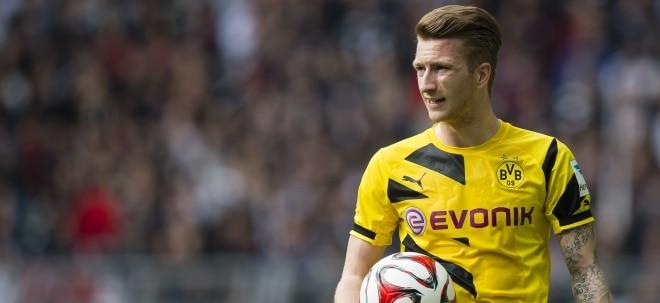Nach Kritik: BVB-Aktie leichter: BVB-Boss Watzke über Reus:'Marco ist ein guter Kapitän'   Nachricht   finanzen.net