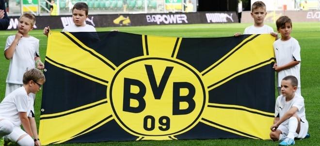 Wechsel unwahrscheinlich: BVB-Aktie im Plus: Interesse an Boateng? Dortmund denkt angeblich über Transfer nach | Nachricht | finanzen.net
