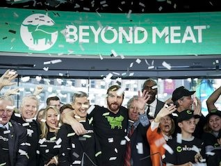 : Beyond Meat skyrockets as expectations for the company's second-quarter earnings mount (BYND)
