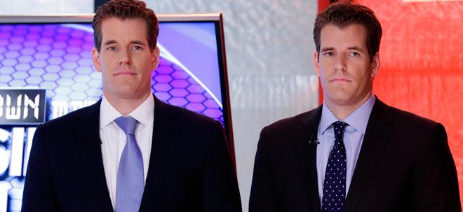 """1 Bitcoin für ein Foto: Winkelvoss-Zwillinge rufen """"Bitcoin Billionaires"""" Challenge aus"""