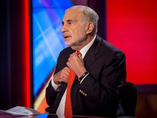 : Carl Icahn says there's a dangerous bubble in the hottest investment products on the market