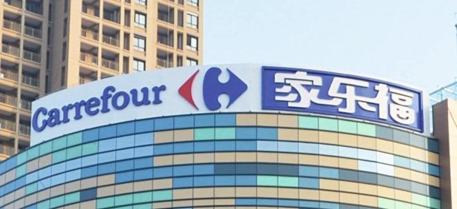 Im ersten Halbjahr: Carrefour mit Umsatz- und Gewinnrückgang | Nachricht | finanzen.net