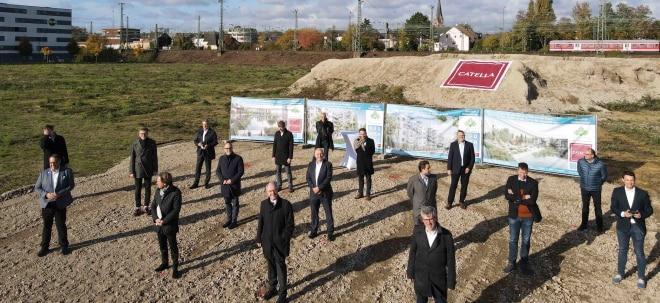 Werbung: Catella erhält erste Baugenehmigung für die Seestadt mg+ in Mönchengladbach | Nachricht | finanzen.net