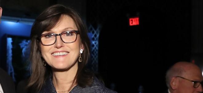 ARK Invest: Coinbase & Co.: Cathie Wood investiert in einige der beliebtesten Aktien weltweit - mit großem Erfolg | Nachricht | finanzen.net