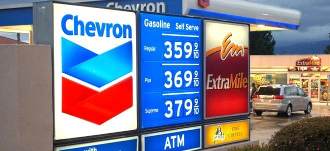 Assets verringern: Chevron-Aktie schwach: Chevron schreibt wegen niedriger Gaspreise bis zu 11 Milliarden USD ab | Nachricht | finanzen.net