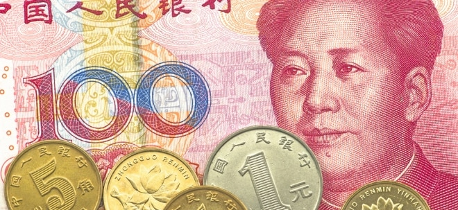 Nach Verlusten im Vorjahr: Chinas Zentralbankchef rechnet mit stabiler Entwicklung des Yuan   Nachricht   finanzen.net