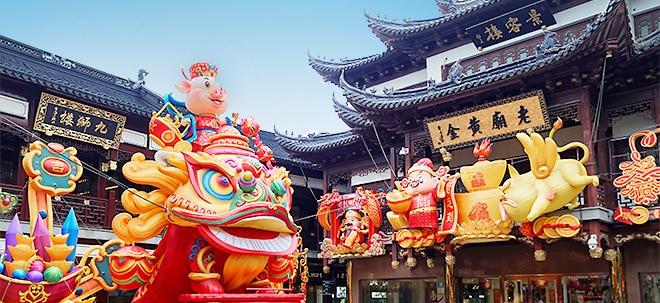 Euro am Sonntag-Ausland: Investieren in China: Alles andere als rosig | Nachricht | finanzen.net