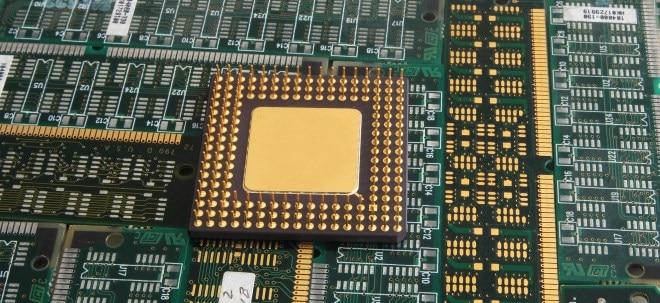 Nach Kursrutsch: Chipwerte stabilisiert - Infineon und AIXTRON drehen ins Plus | Nachricht | finanzen.net