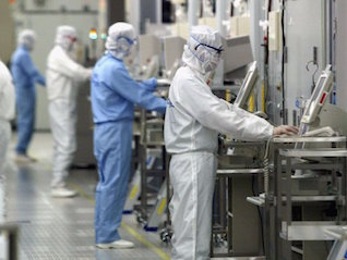 : Marvell Technology will buy rival chipmaker Cavium for $6 billion (CAVM, MRVL)