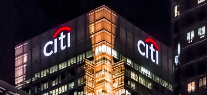 Höhere Erträge: Citigroup-Aktie legt zu: Citigroup übertrifft Erwartungen Quartal deutlich | Nachricht | finanzen.net