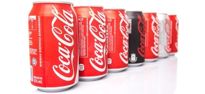 Umsatz gesunken: Coca-Cola schneidet besser ab als erwartet - Coca-Cola-Aktie gefragt | Nachricht | finanzen.net