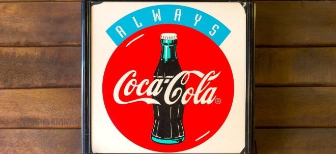 Ausblick auf Bilanz: Ausblick: Coca-Cola informiert über die jüngsten Quartalsergebnisse | Nachricht | finanzen.net