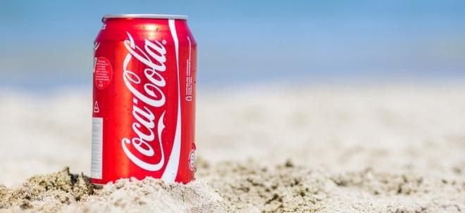 Das wird erwartet: Ausblick: Coca-Cola stellt Quartalsergebnis zum abgelaufenen Jahresviertel vor | Nachricht | finanzen.net