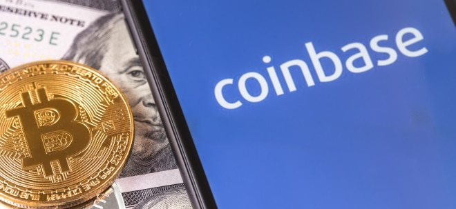 Euro am Sonntag: Coinbase-Aktie: Fulminantes Cyberbörsen-Debüt | Nachricht | finanzen.net