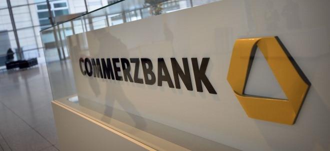 Kapitalpuffer reduziert: Commerzbank-Aktie leichter: BaFin lockert Kapitalvorgaben | Nachricht | finanzen.net
