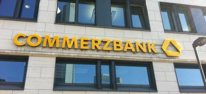Gute Liquiditätsausstattung: Commerzbank sieht sich selbst durch Corona-Krise nicht in Gefahr - Aktie klettert kräftig