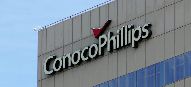 Starkes Quartal: ConocoPhillips-Aktie wechselt ins Plus: ConocoPhillips erholt sich von Corona-Krise und verdient deutlich mehr | Nachricht | finanzen.net