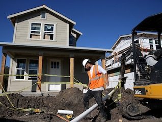 : California's housing market has reached a boiling point, and a typical home costs $600,000