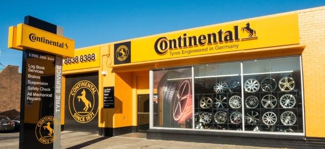 Gewinneinbruch: Conti-Aktie gibt nach: Continental stellt Umsatzziel 2018 in Frage | Nachricht | finanzen.net