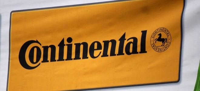 Gewinneinbruch: Conti-Aktie verlustreich: Continental verdient auch unter dem Strich weniger | Nachricht | finanzen.net