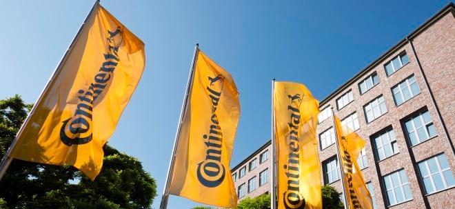 Abgasreinigung: Conti-Aktie knickt ein: Wegen VW-Abschalteinrichtung Durchsuchungen bei Continental - Staatsanwaltschaft ermittelt | Nachricht | finanzen.net