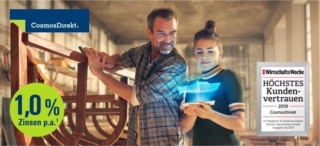 Werbung: Nicht blamieren, Zinsen kassieren! | Nachricht | finanzen.net