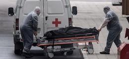 «Везут сразу на кладбище»: Медицина регионов рухнула под натиском Covid