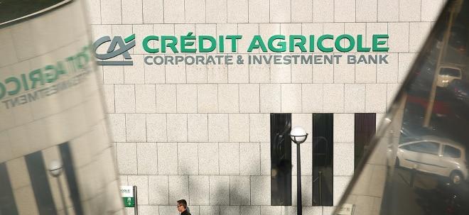 Hohe Ziele: Crédit Agricole traut sich mehr Gewinn zu | Nachricht | finanzen.net