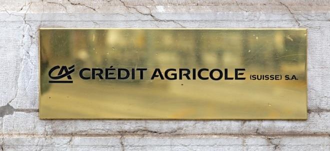 Starkes Anleihengeschäft: Crédit Agricole steigert Gewinn, CA-Aktie verliert dennoch - kein Mitbieten für Commerzbank-Tochter mBank | Nachricht | finanzen.net