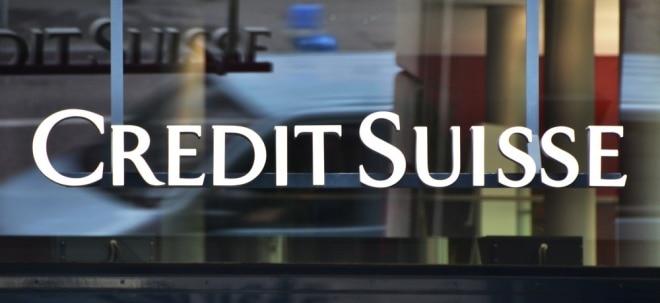 Wieder schwarze Zahlen?: Ausblick: Credit Suisse (CS) vermeldet Zahlen zum jüngsten Quartal | Nachricht | finanzen.net