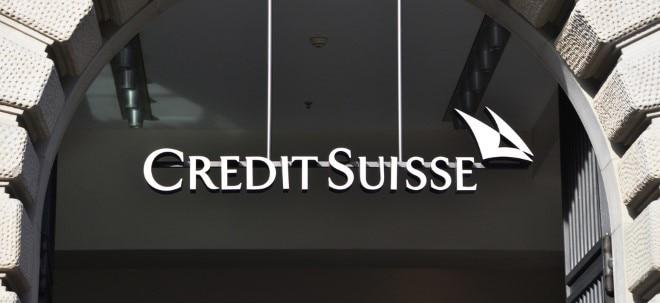 Nach einem Jahrzehnt: Credit Suisse erzielt Einigung im Streit um Lehman-Derivate | Nachricht | finanzen.net