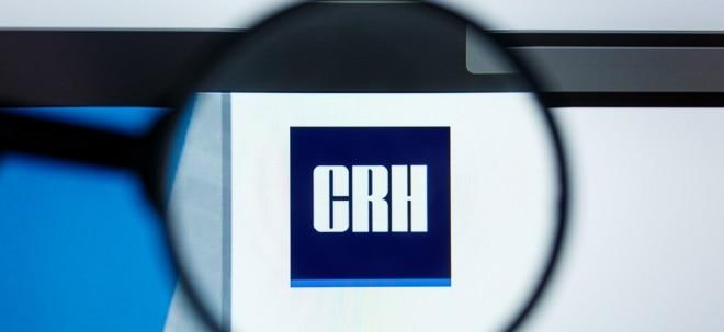 Analysten-Einschätzungen: CRH-Aktie: Das sind die Analysten-Einstufungen des vergangenen Monats | Nachricht | finanzen.net