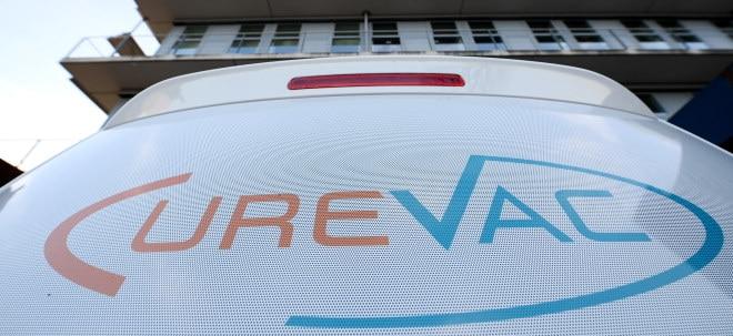 COVID-Impfstoff: CureVac-Aktie gewinnt: CureVac-Chef rechnet weiterhin 2021 mit Impfstoff | Nachricht | finanzen.net
