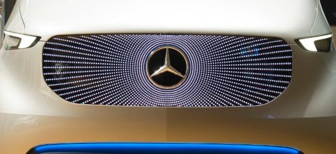 Verkaufszahlen steigen: Daimler verkauft weiter deutlich mehr Autos als im Vorjahr | Nachricht | finanzen.net