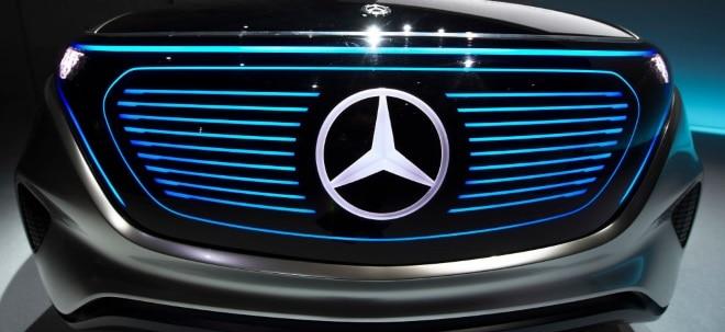 Hohe Investitionen: E-Autos und Software:Daimler will Berliner Standort neu ausrichten - Daimler-Aktie gewinnt | Nachricht | finanzen.net