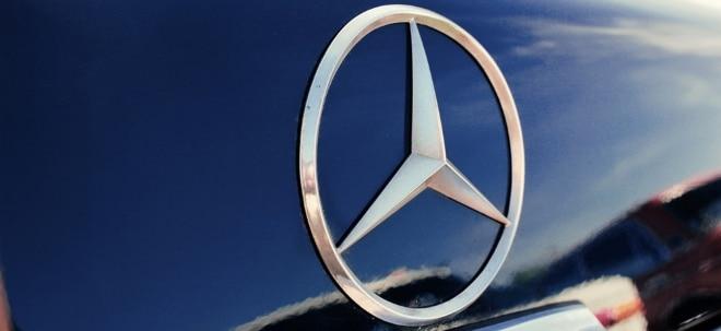 Renditeerwartungen angepasst: Daimler-Aktie schließt schwächer: Renditeziel für Mercedes-Benz und Mobility erhöht - deutlicher Gewinnsprung - Kaeser in Truck-Aufsichtsrat | Nachricht | finanzen.net