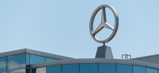 Kein Interesse mehr: Daimler-Aktie: Daimler steigt aus deutschem Lkw-Mautsystem Toll Collect aus | Nachricht | finanzen.net