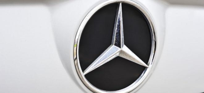 Schadenersatz: Daimler-Aktie verliert: Weitere Investoren fordern mit Diesel-Klagen Millionen von Daimler | Nachricht | finanzen.net