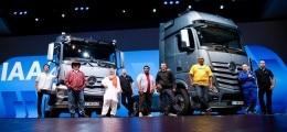 LKW-Markt wird wachsen: Daimler will 2013 im Lkw-Geschäft an Vorjahresabsatz anknüpfen | Nachricht | finanzen.net