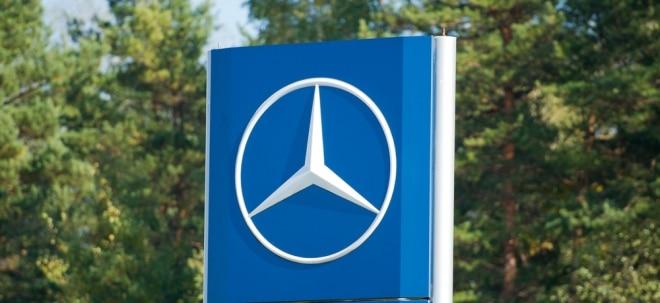 Analysen vor Bilanz: Erste Schätzungen: Daimler legt die Bilanz zum abgelaufenen Quartal vor | Nachricht | finanzen.net
