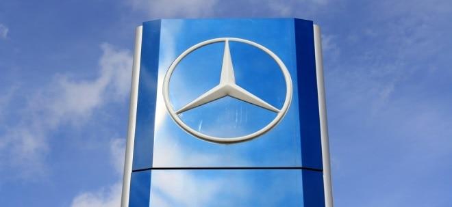 Deutlicher Ergebnisrückgang: Daimler kürzt Dividende nach Gewinneinbruch - Aktie verliert | Nachricht | finanzen.net