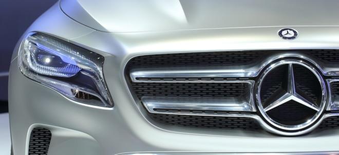 Dieselskandal: KBA entdeckt anscheinend unbekannte Schummelsoftware bei Daimler - Aktie leichter | Nachricht | finanzen.net