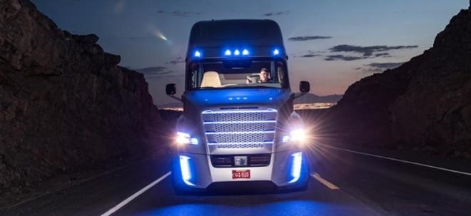 Neue Anlagen: Daimler Trucks will mit Brennstoffzellen durchstarten | Nachricht | finanzen.net